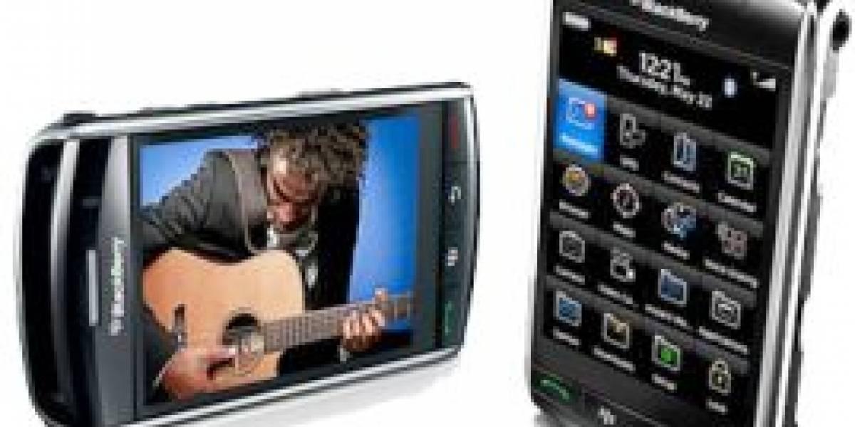 Futurología: BlackBerry Storm y Storm 2 con el mismo software