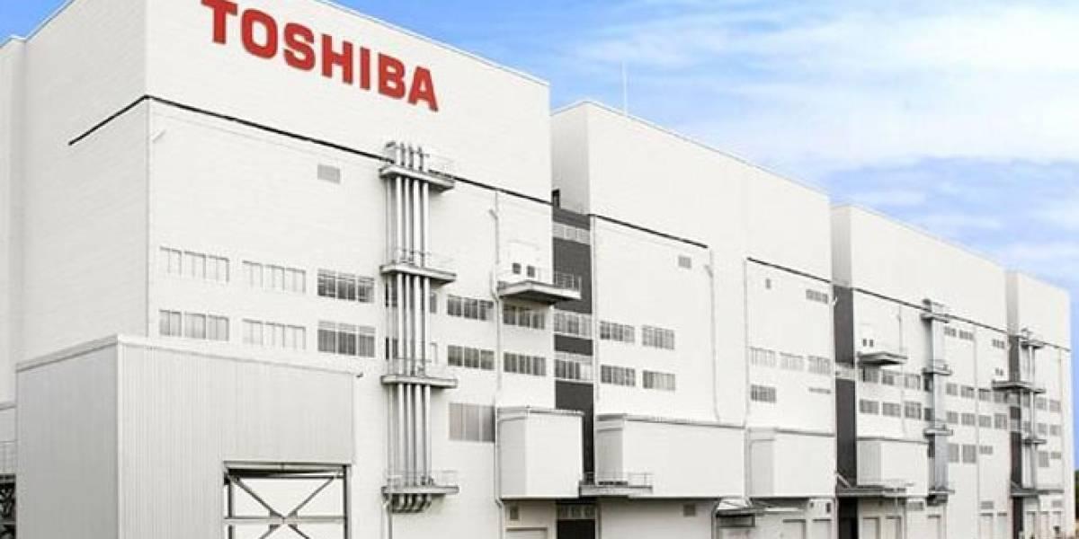Toshiba y Sandisk encogen memorias NAND de 128Gbit