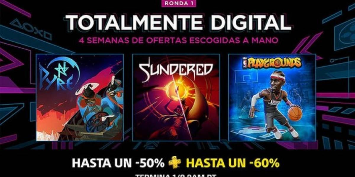 PlayStation Store lanza la promoción Totalmente Digital