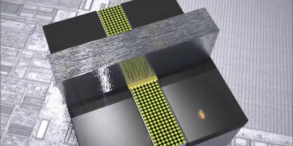 Intel ingresa al mercado de la fabricación de chips a terceros