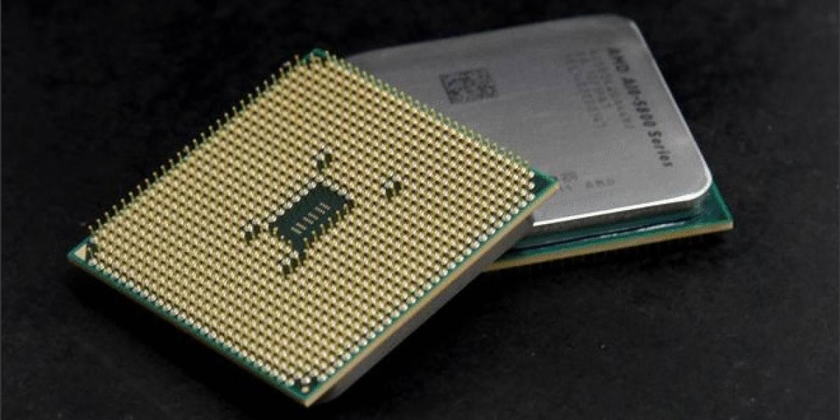 AMD planea rebajar de precio sus APU Trinity el próximo mes