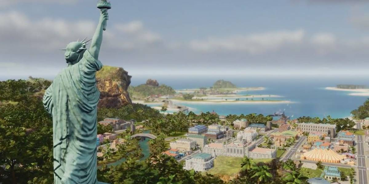 Tropico 6 estrena tráiler #gamescom2017