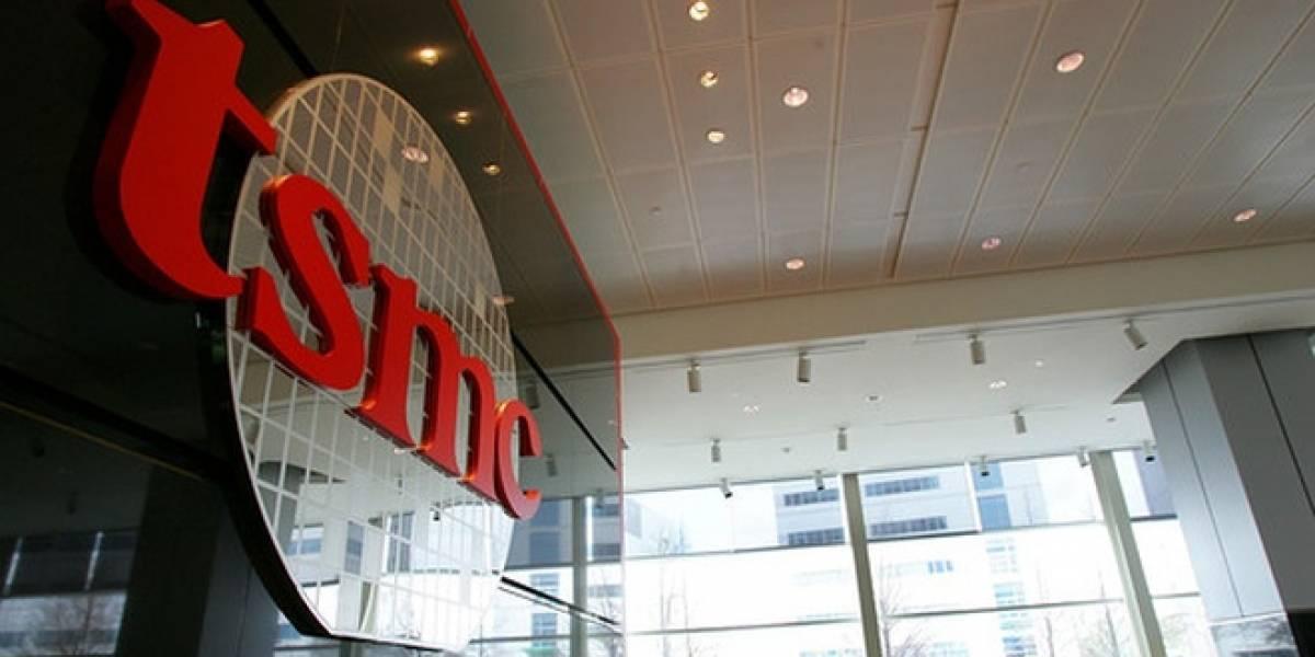 TSMC iniciará la producción en masa de chips a 20nm en febrero del 2014