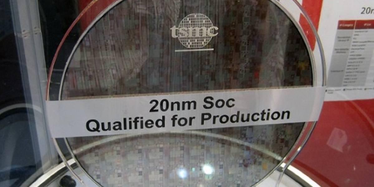 TSMC acelera sus planes: 10nm para el 2016