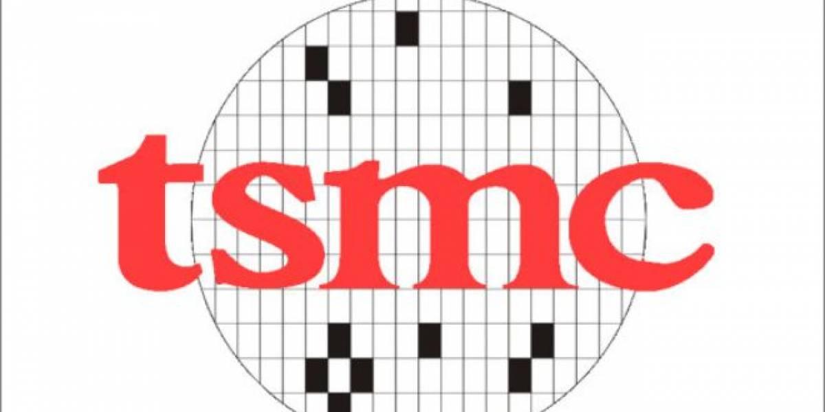 TSMC repentinamente detiene su producción de chips a 28nm