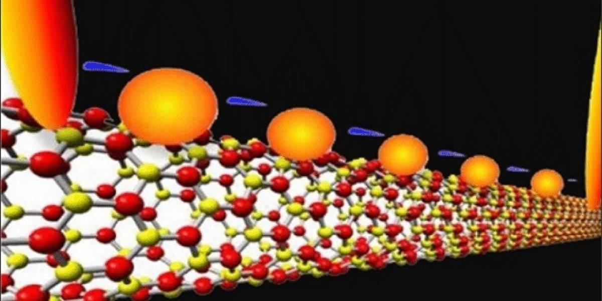 Crean el primer transistor sin semiconductor