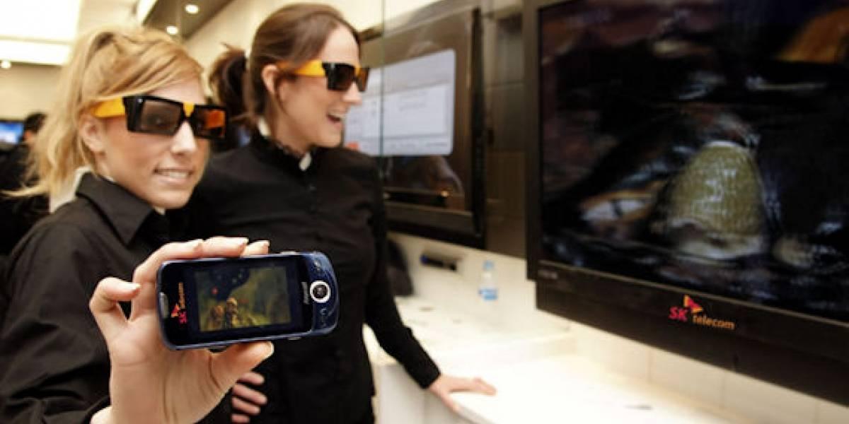 SK Telecom quiere televisión móvil tridimensional