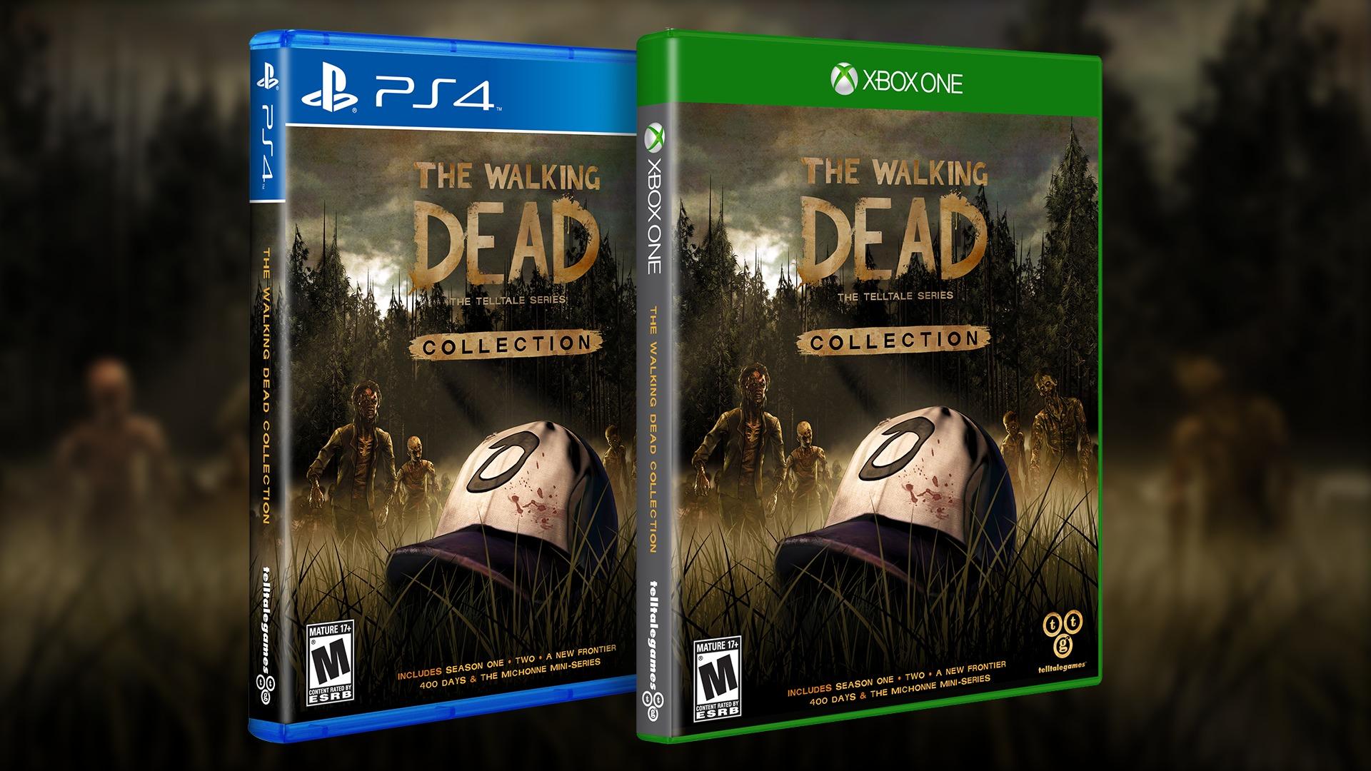 Telltale Games Anuncia Coleccion De The Walking Dead Para Ps4 Y Xbox One
