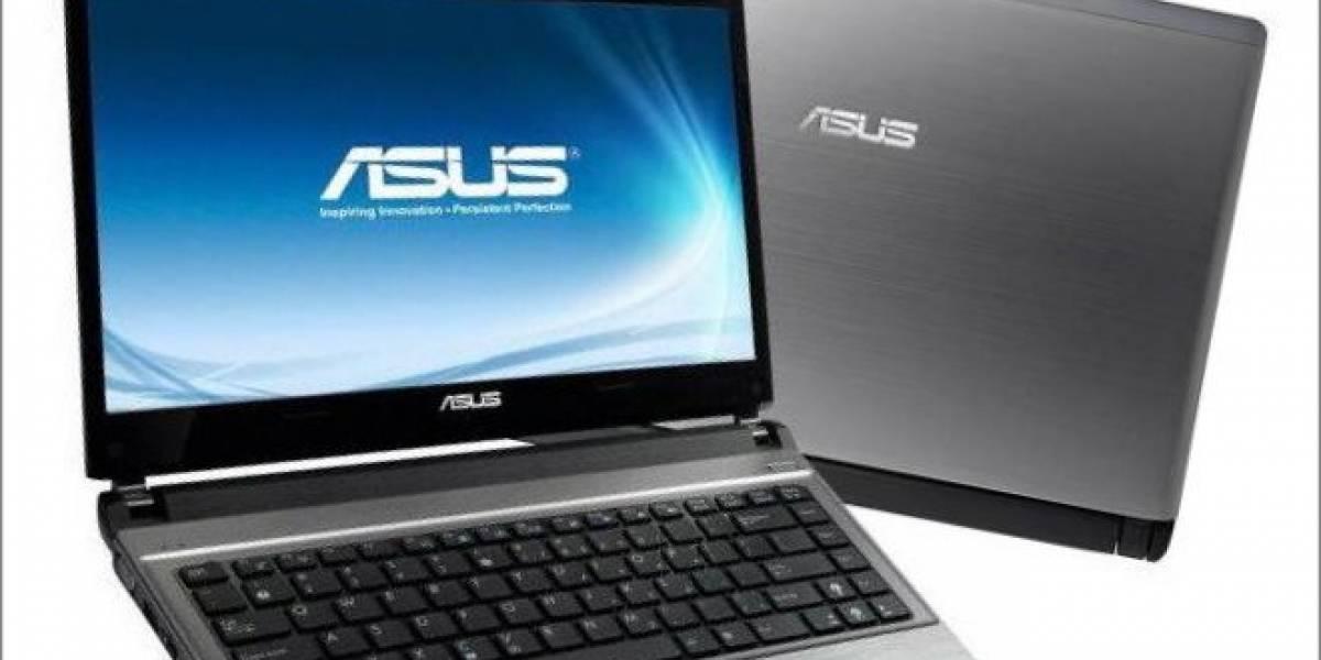 """Asus anuncia su notebook ultra-delgada U82U 14"""""""