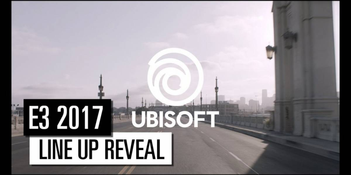 Ubisoft anunciará una nueva IP en su conferencia de E3 2017