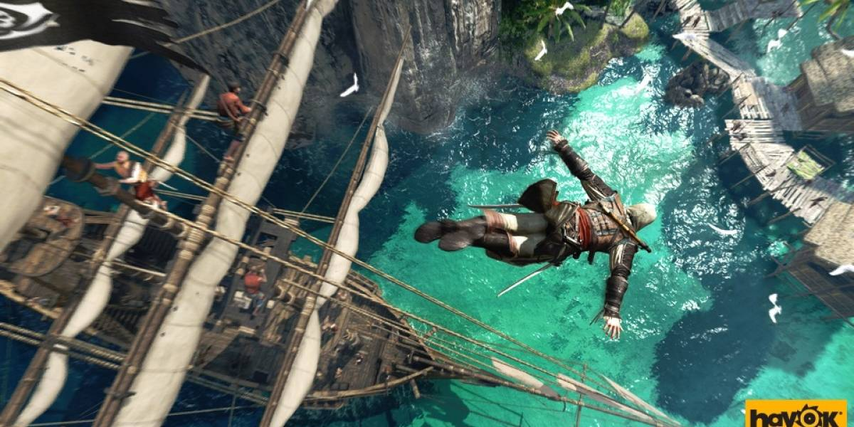 Intel anuncia sociedad con Ubisoft: Futuros juegos potenciados por Havok