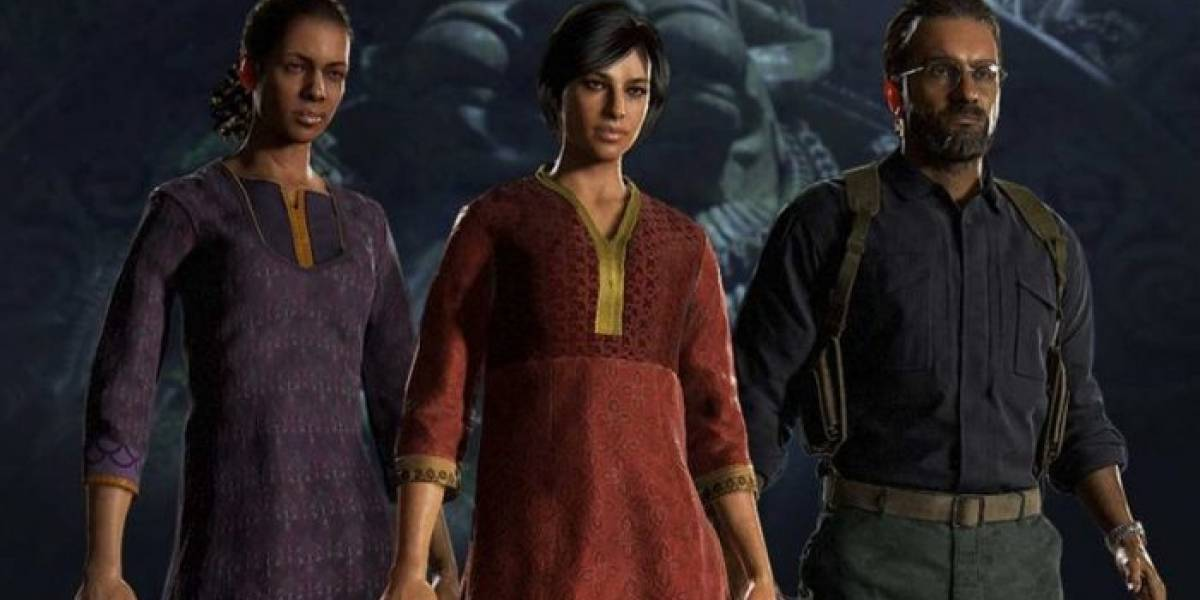 Multijugador de Uncharted 4 recibirá contenido de Uncharted: The Lost Legacy