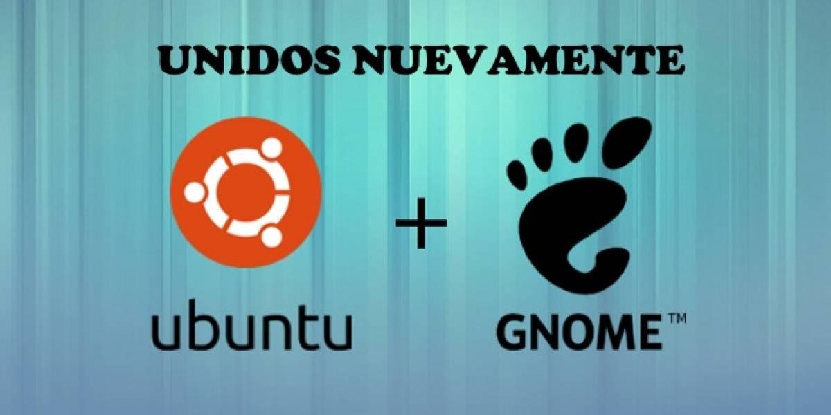 Ubuntu da por muerto Unity y vuelve a Gnome