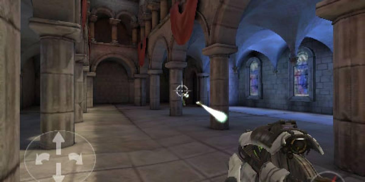 Epic Games presenta Unreal Engine 3 para el iPhone