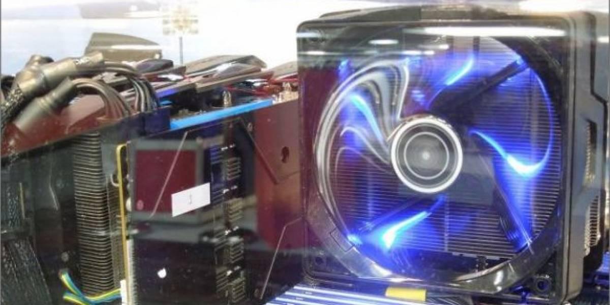 CeBIT 2012: Sapphire lanza Coolers Vapor-X para CPUs
