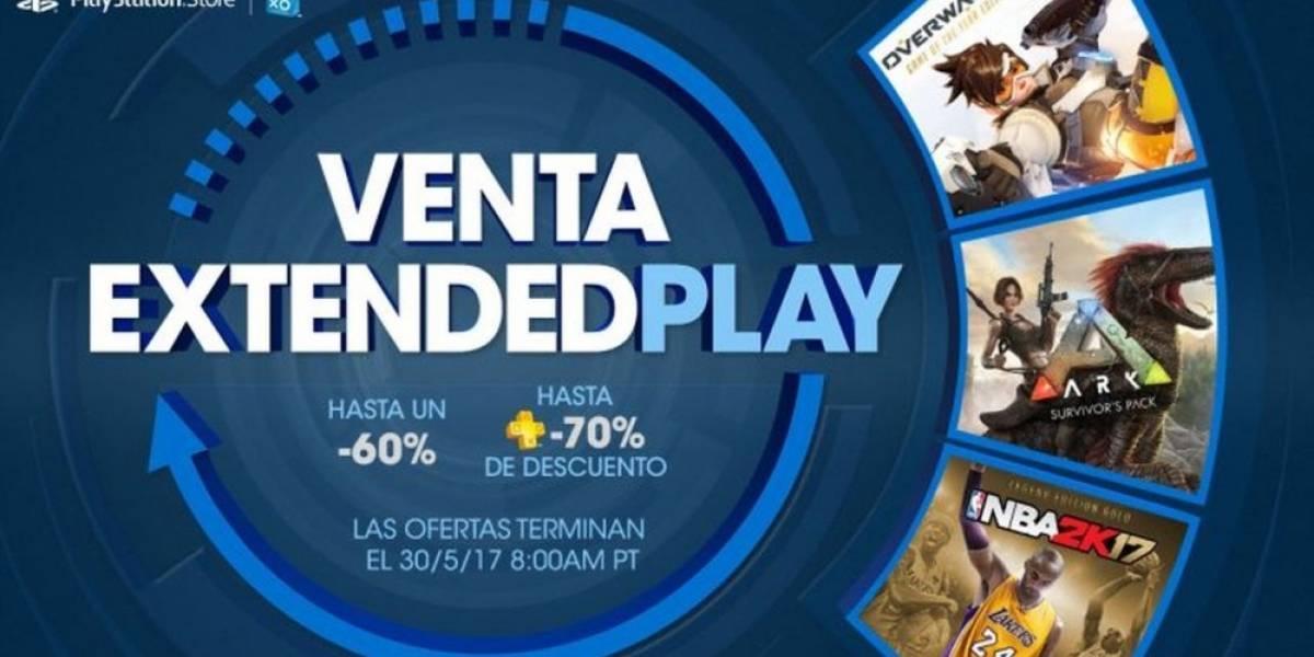 Comienza la Venta Extended Play en PlayStation Store