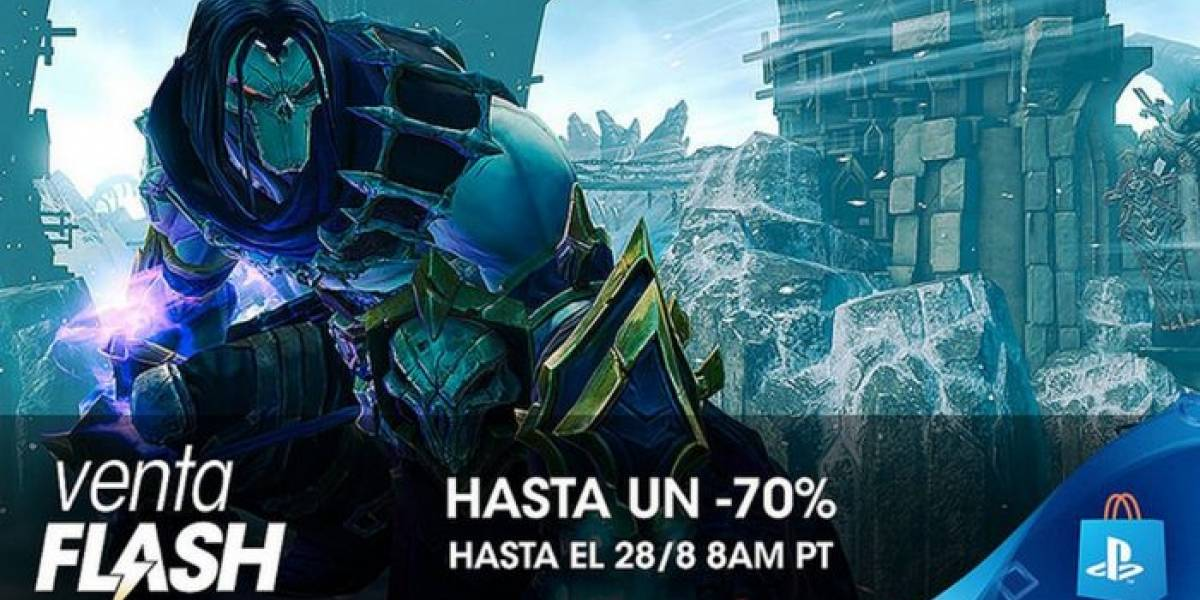 Arranca la Venta Flash de agosto en PlayStation Store