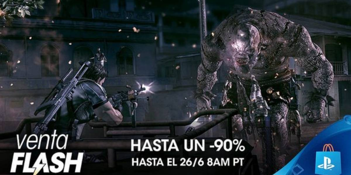 Arranca Venta Flash de Junio en PlayStation Store