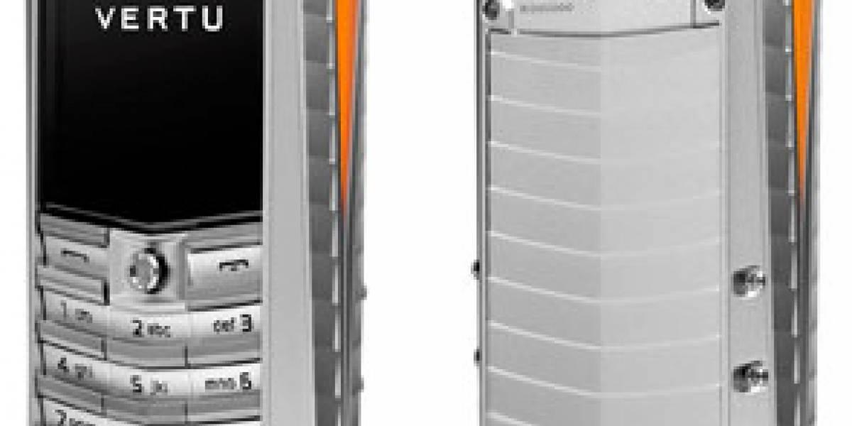 Ascent Aluminium, el nuevo móvil de lujo de Vertu