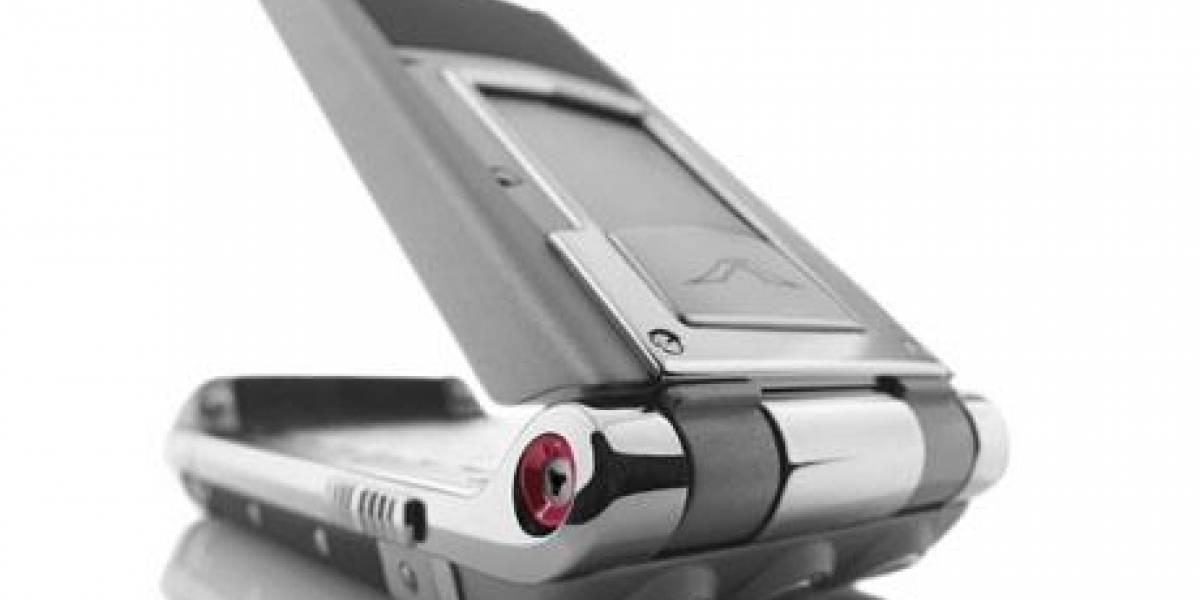 Vertu lanza su primer teléfono almeja al mercado