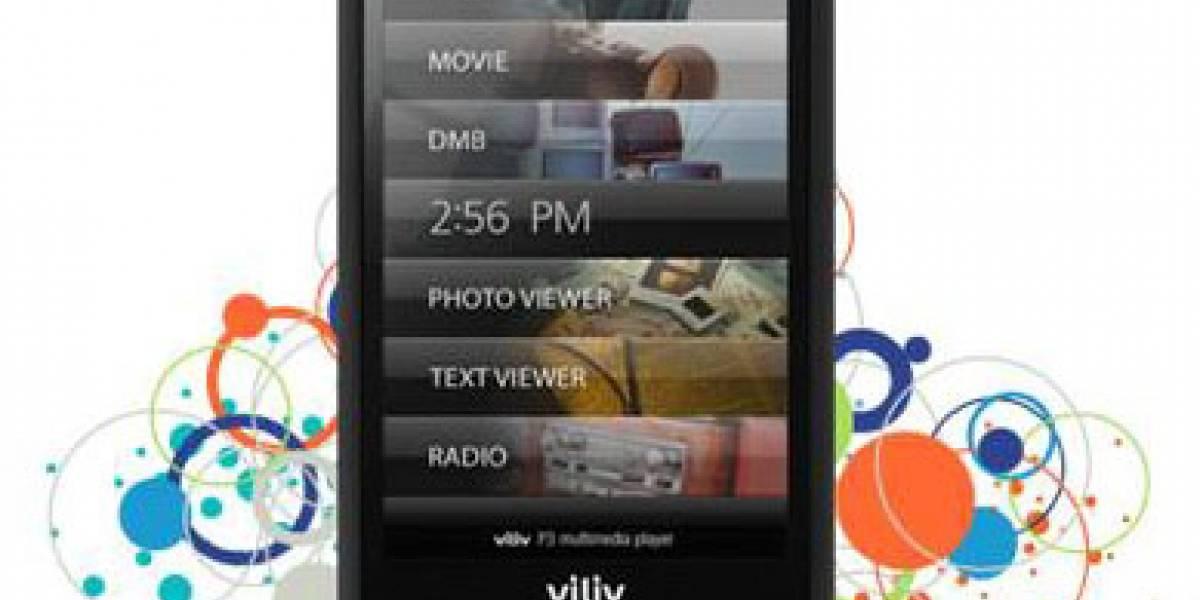 Viliv Prime P3: El reproductor que esperabas