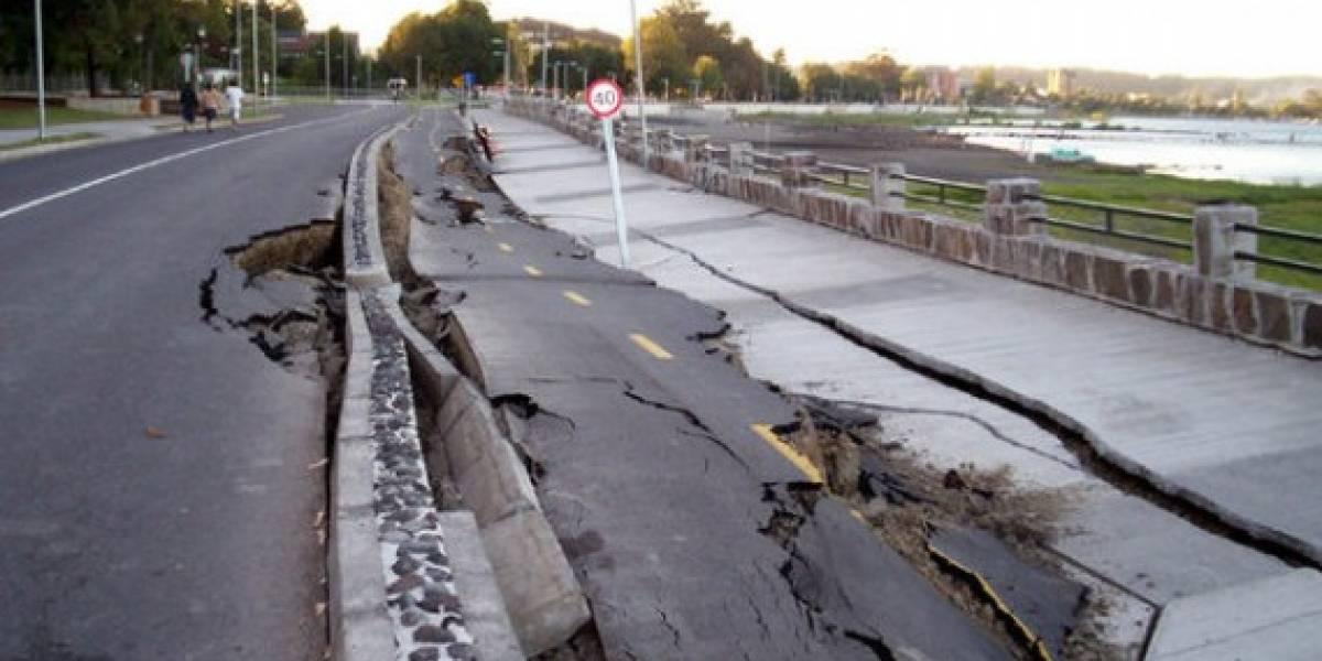 Estado de las telecomunicaciones en Chile tras el terremoto