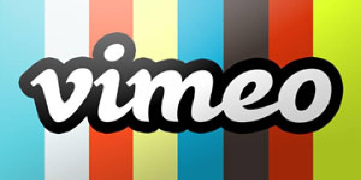 Vimeo estrena versión móvil de su sitio web