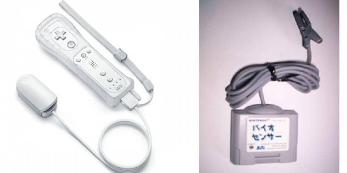 Nintendo refabricó el Vitality Sensor