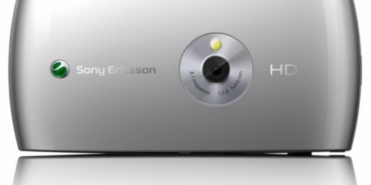 Así graba video el Sony Ericsson Vivaz