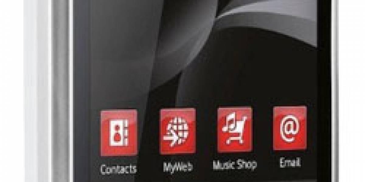 Vodafone 845: Un Android económico