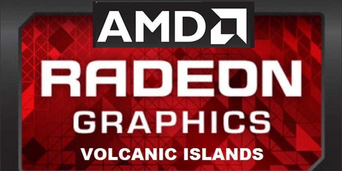 Controladores AMD Catalyst 13.150.0.0 revelan GPUs AMD Volcanic Islands y APUs Kaveri