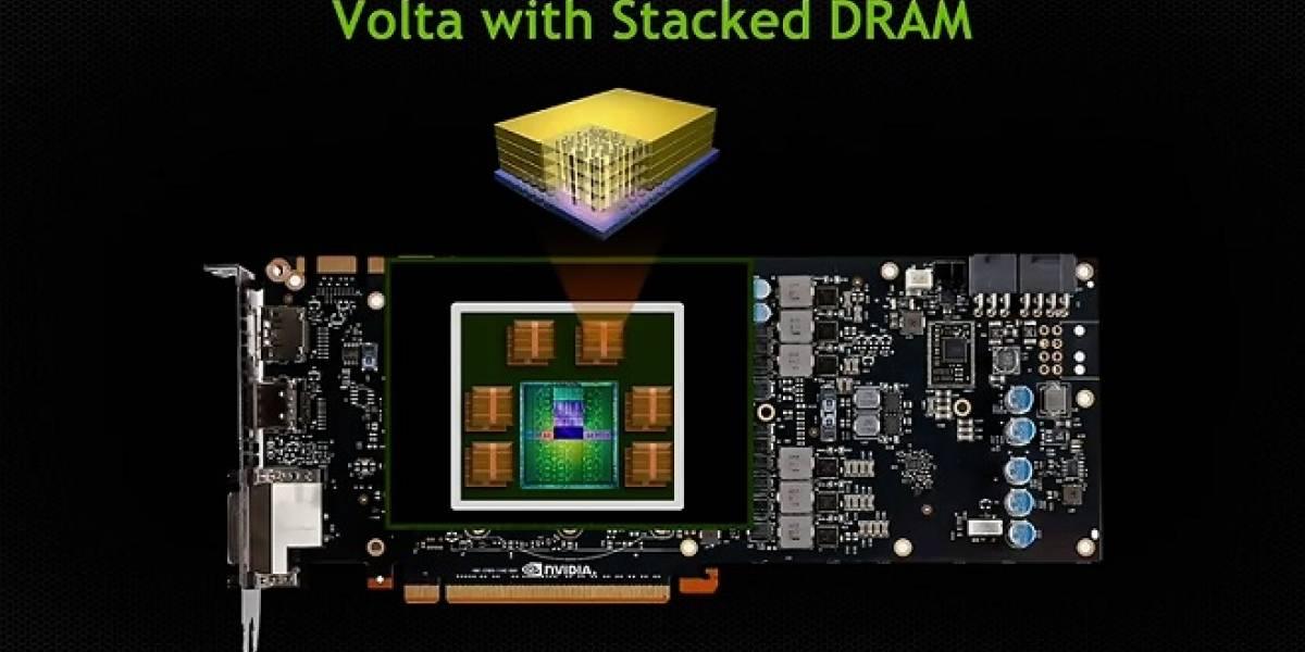 GTC 2013: Stacked DRAM permitirá incrementar la capacidad de memoria gráfica