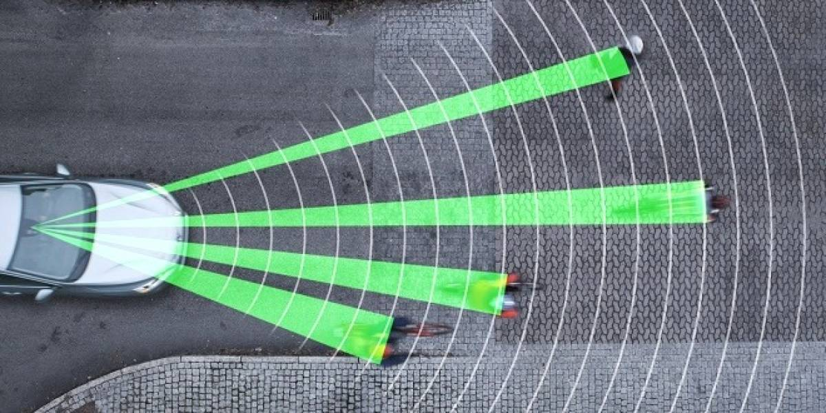Un sistema de detección de ciclistas desarrollado en automóviles Volvo