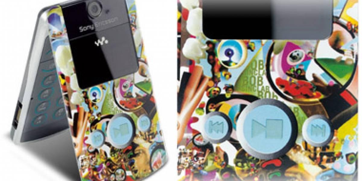 Sony Ericsson W508 Bob Sinclar