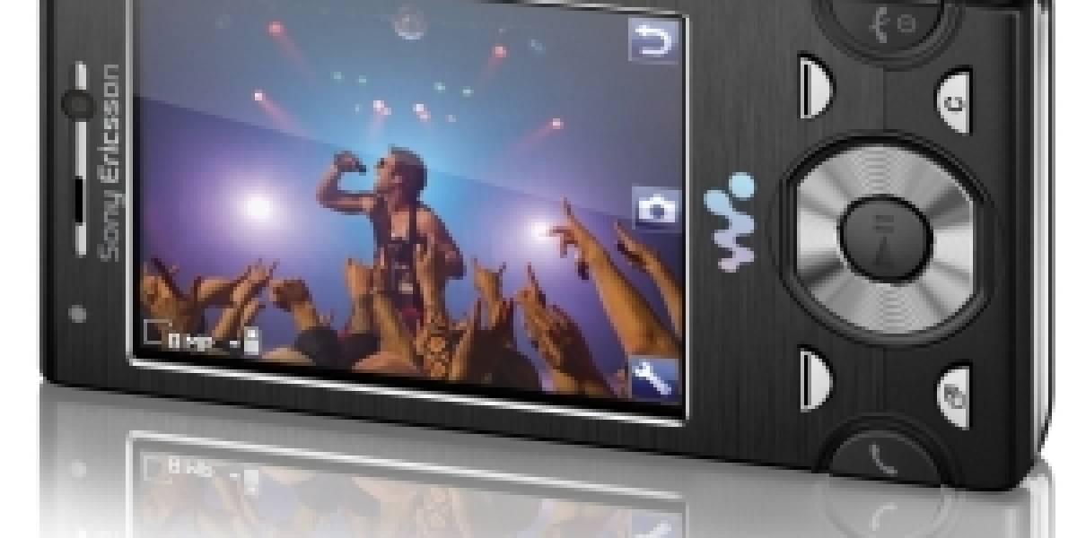 Recuerda que estamos regalando un Sony Ericsson W995
