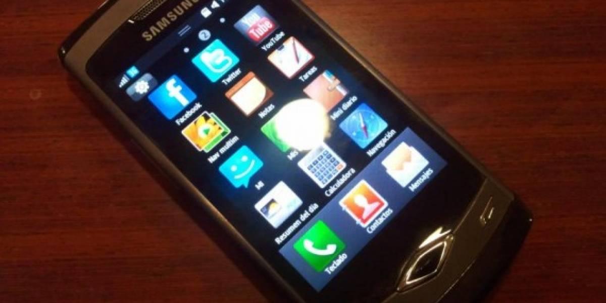 Samsung Wave supera el millón de unidades vendidas