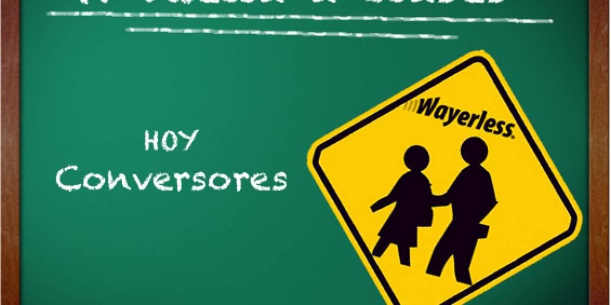 W Vuelta a Clases: Conversores de unidades