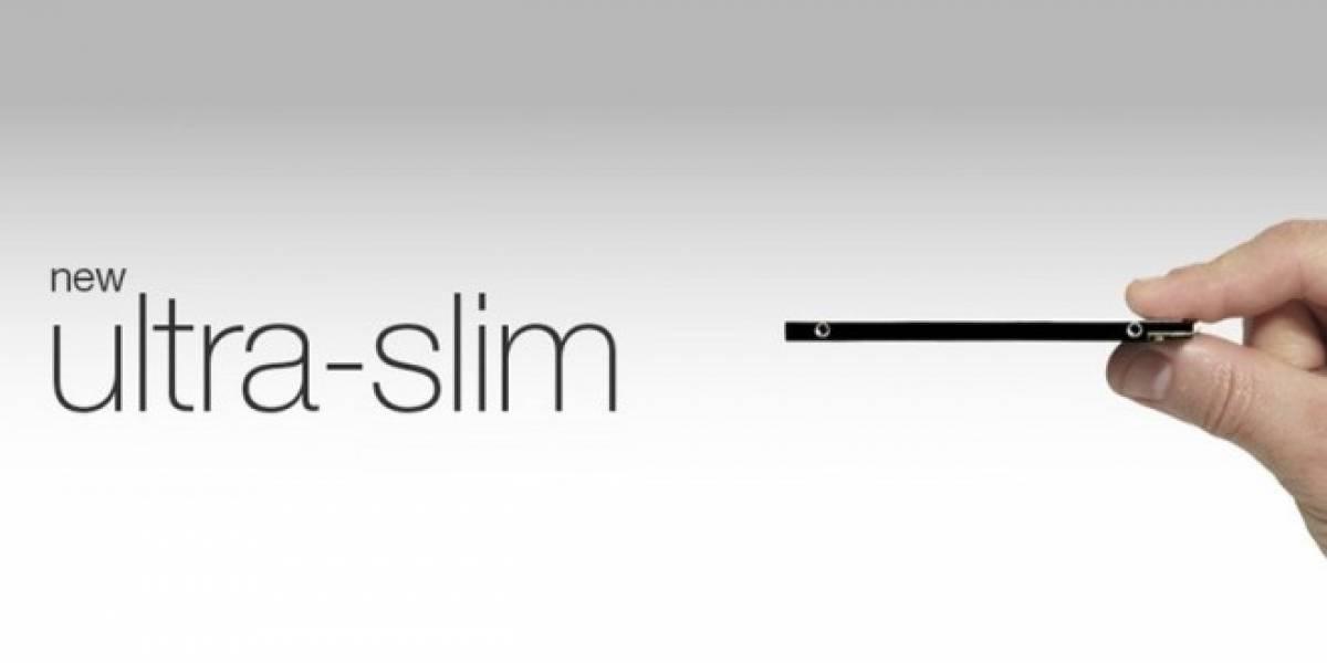 Western Digital presenta el disco duro de 1TB más delgado del mundo