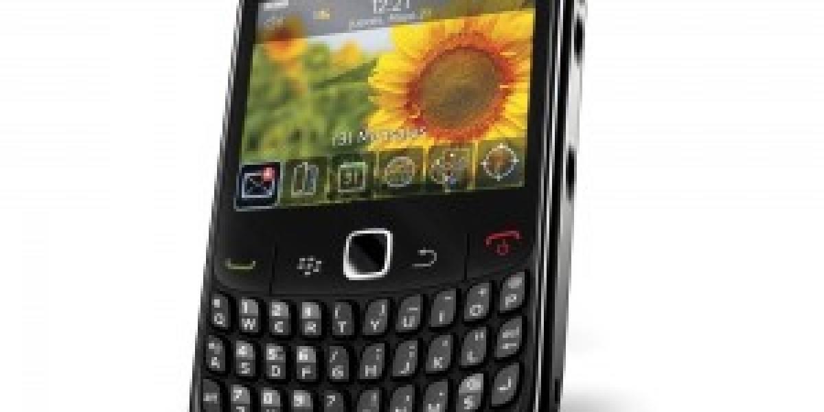 México: Llega el BlackBerry Curve 8520 a tierras aztecas
