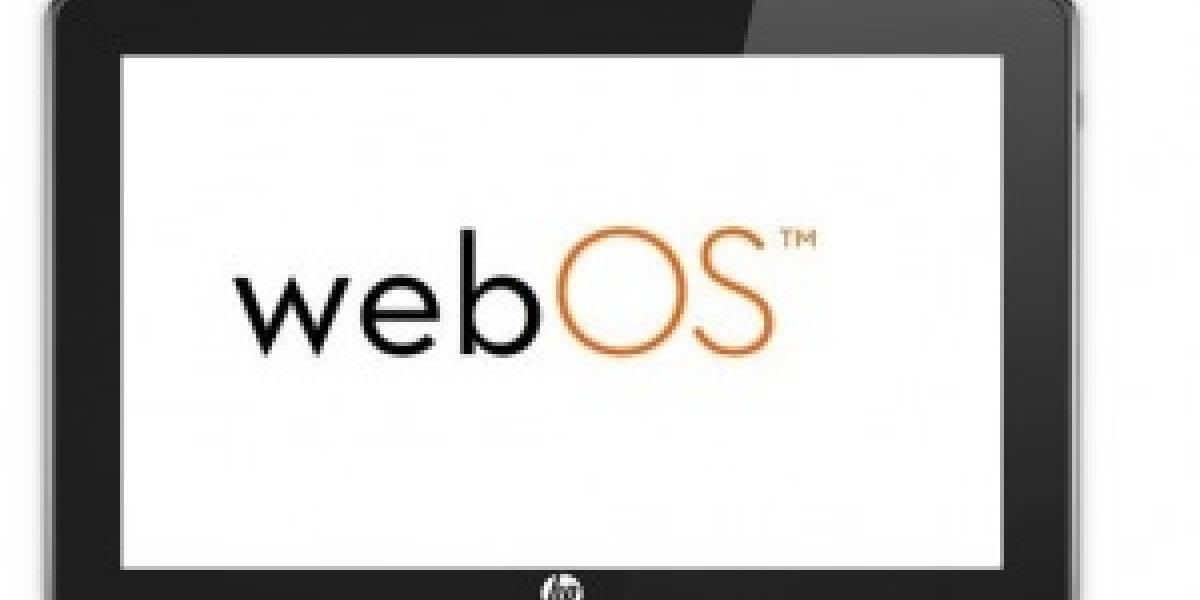 HP confirma que está trabajando en un tablet WebOS