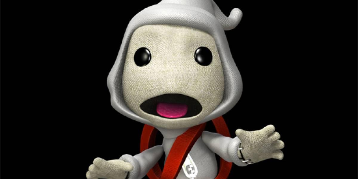 Se revela el DLC de Cazafantasmas para LittleBigPlanet