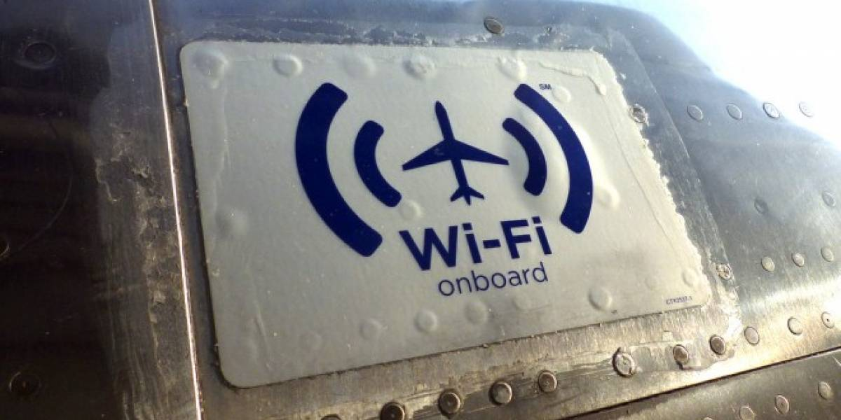 Wi-Fi en vuelos internacionales desde marzo #MWC2014