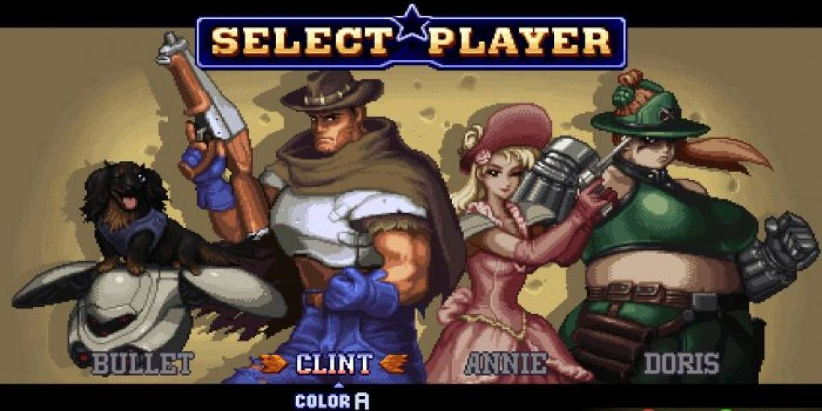 Wild Guns Reloaded llegará a PC en julio