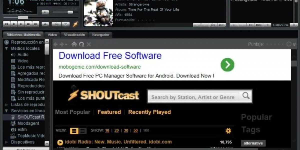 Winamp y Shoutcast son adquiridos por Radionomy