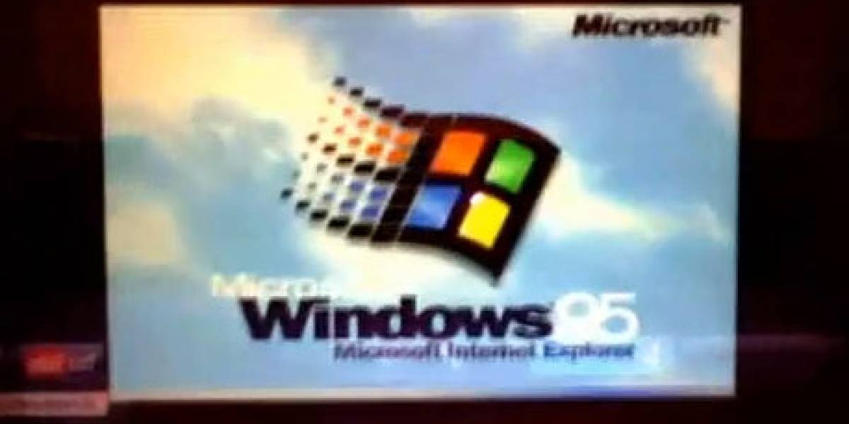 Video: Windows 95 corriendo en un Nokia N900
