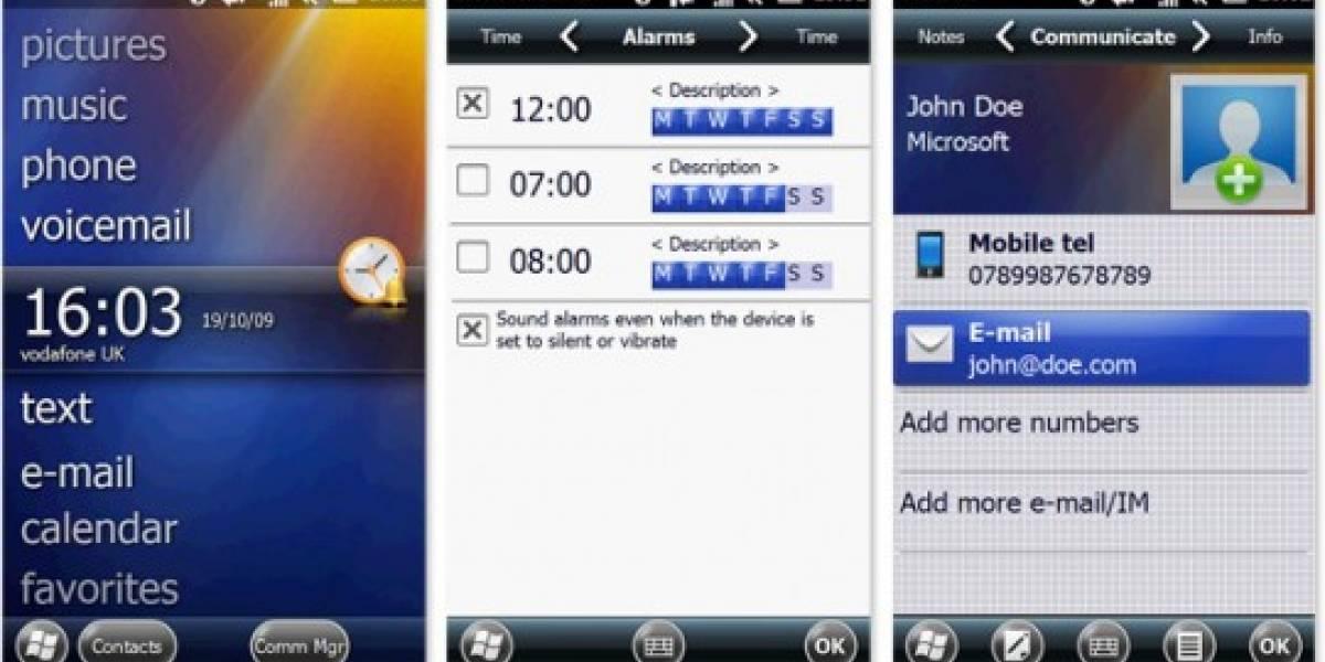 Windows Mobile 6.5.1 podría ver la luz muy pronto