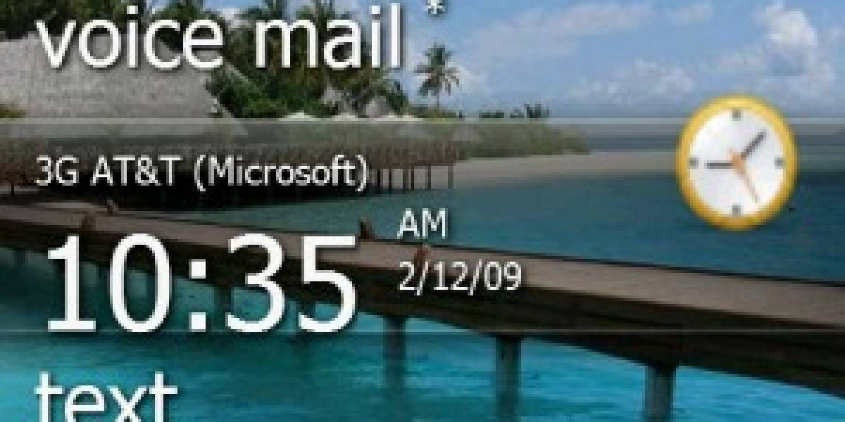 Windows Mobile 6.5 será Windows Phone Starter