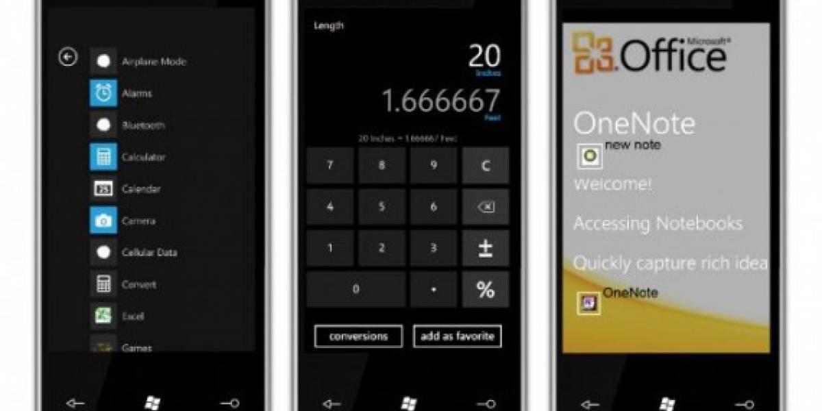 HTC Gold será el primero con Windows Phone 7 y saldrá en noviembre