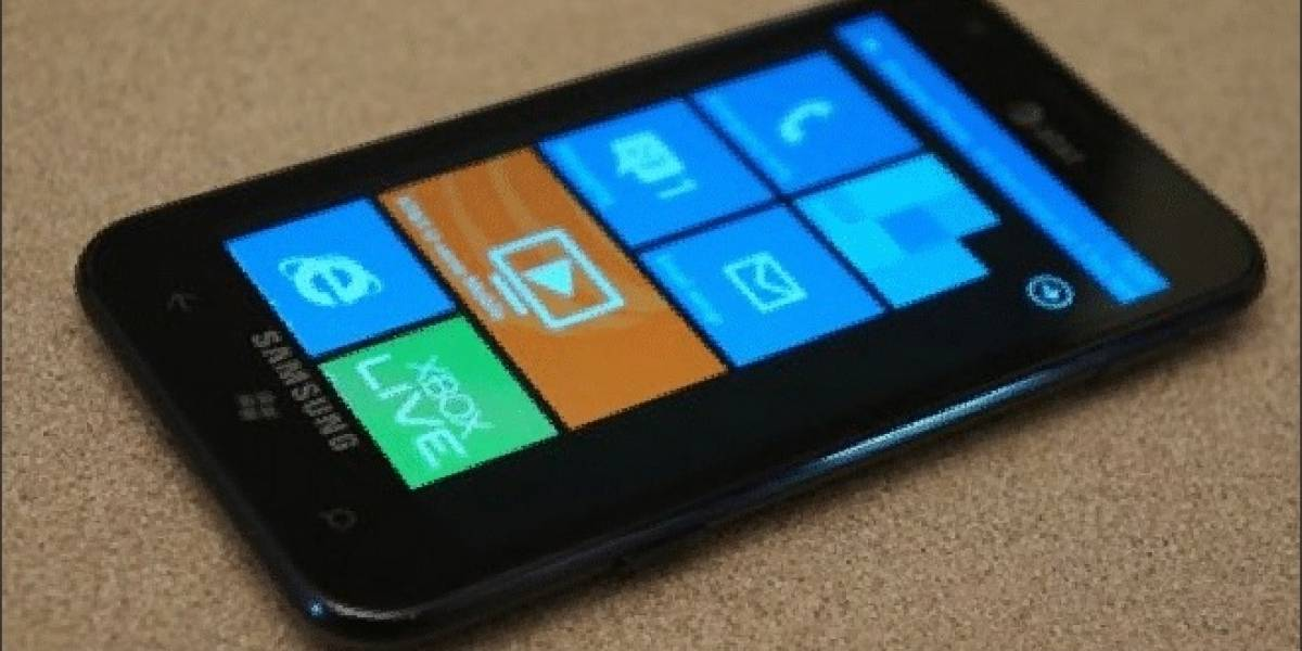 Samsung: Celulares con Windows Phone 8 serán lanzados en octubre