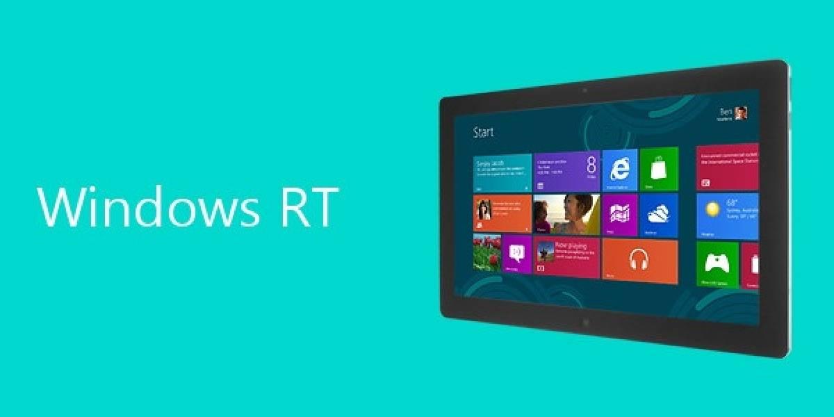 Rumor: Windows RT podría eliminar su funcionalidad escritorio